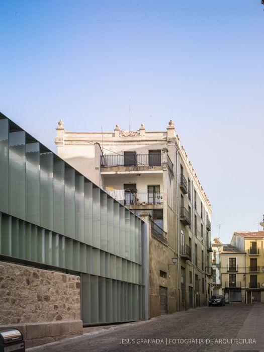 M s de 25 ideas incre bles sobre fachada del edificio en - Trabajo arquitecto barcelona ...