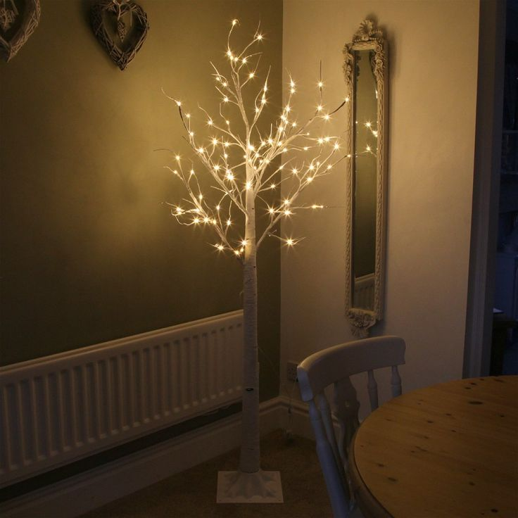 The Uses Are Endless For This Beautiful LED Twig Tree