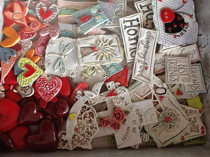 Ceramic tiles and fun stuff by Eleanor Gillitt