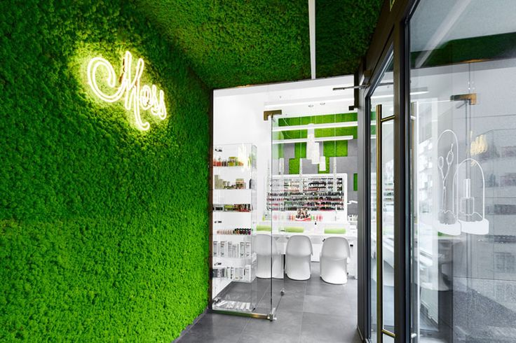 FAAB Architektura | MOSS Salon in Cracow, Poland (faab.pl)