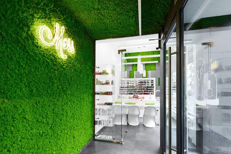 FAAB Architektura   MOSS Salon in Cracow, Poland (faab.pl)