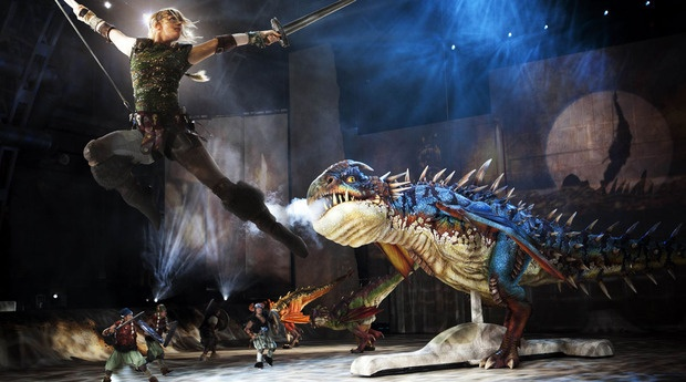 'How To Train Your Dragon': New York