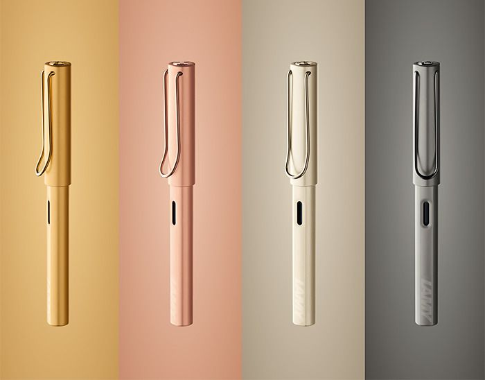 Have you seen the new Lamy Lx fountain pens? http://prettypaperthings.com/?p=6250