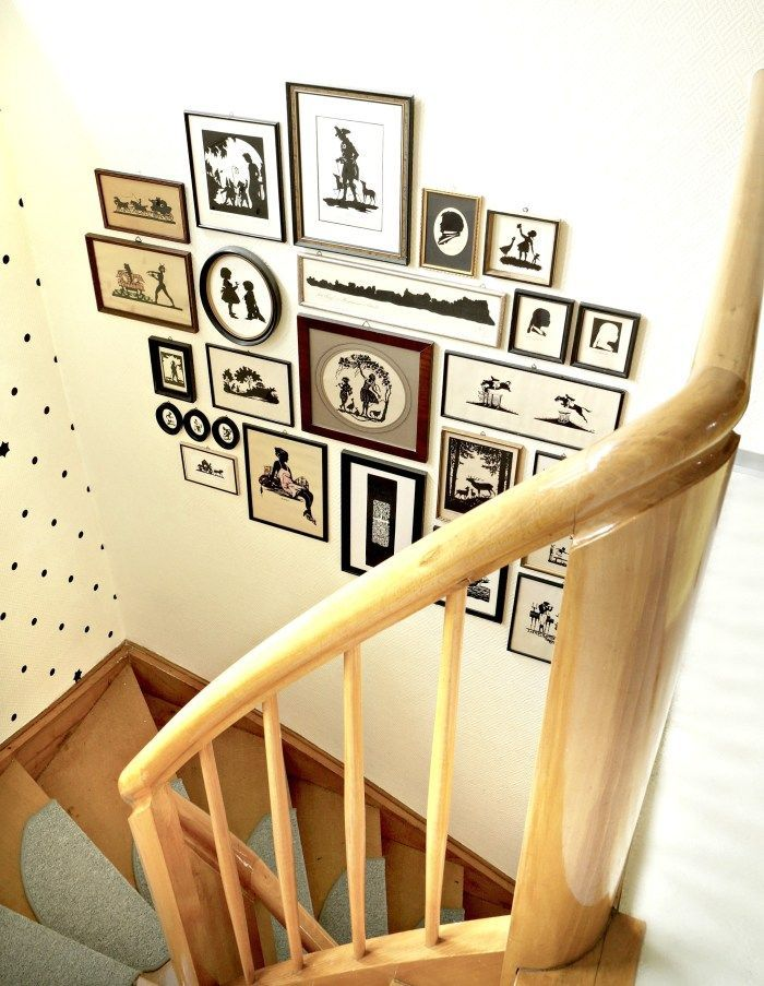 145 best Gallery Walls- Modern images on Pinterest | Picture frame ...
