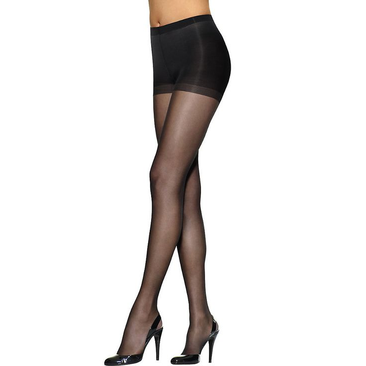 Experience the delightful feel and look of these silken mist run resist control women's panty hose (sun beige). Made from panty: 84-Percent nylon 16-percent spandex leg: 81-Percent nylon 19-percent sp