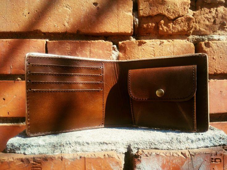 Pánská peněženka, Doga, vnitřní strana.