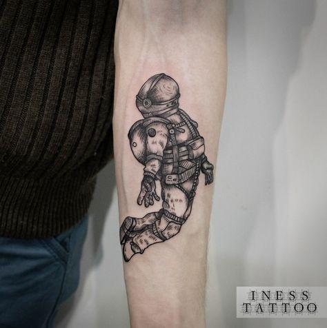 космонавт тату - Поиск в Google