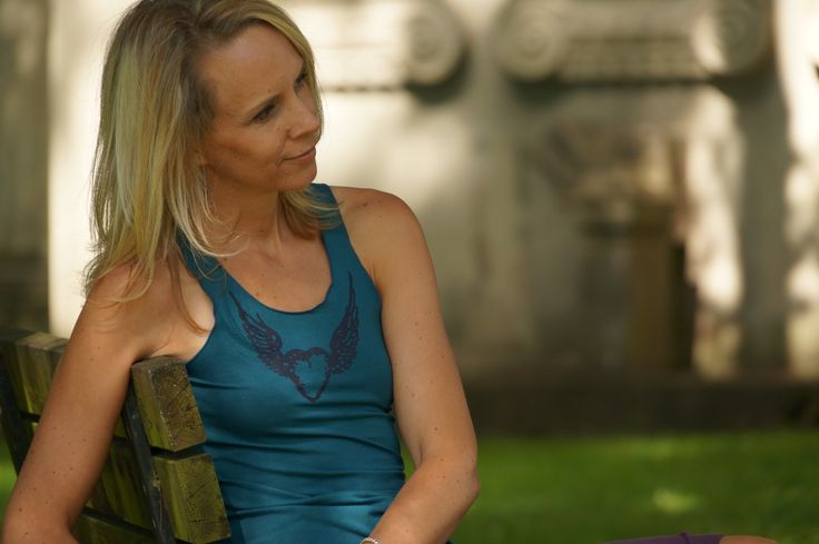 Gorgeous Teal Bamboo RacerBack Tank from  Squeezed.ca http://squeezed.ca/shop/deep-teal-bamboo-racer-back-tank-with-navy-flying-heart