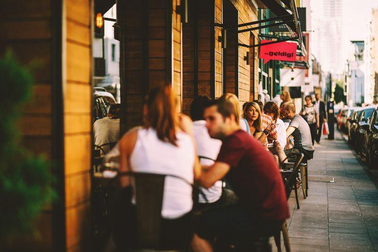 Street Food auf den Straßen Kölns. Im Frittenwerk auf der Ehrenstraße.   frittenwerk. design. vintage. nature. pommesmanufaktur. pommes. fritten. poutine. canadian. kanada. streetfood.  french fries. köln. cologne. city. urban. imbiss. snack. green. fresh. food. fast. frittenhimmel.
