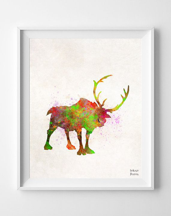 Frozen Wall Art 37 best images about art on pinterest | print, watercolour and