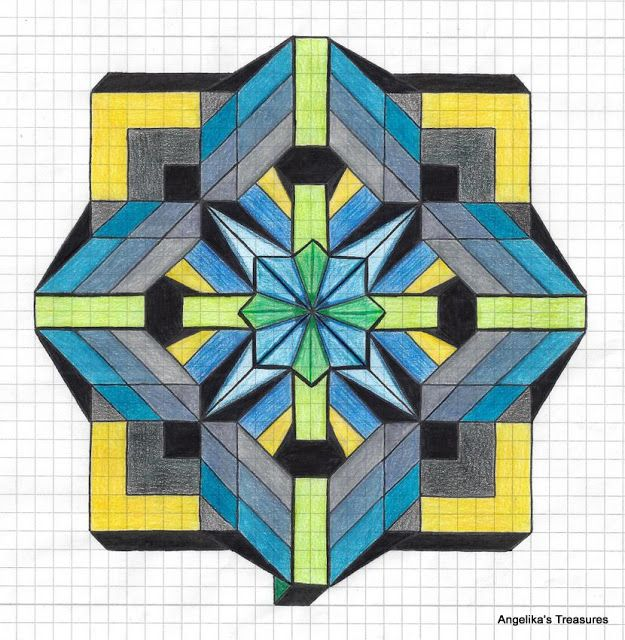 Best 25+ Graph paper drawings ideas on Pinterest Cool patterns - grid paper template