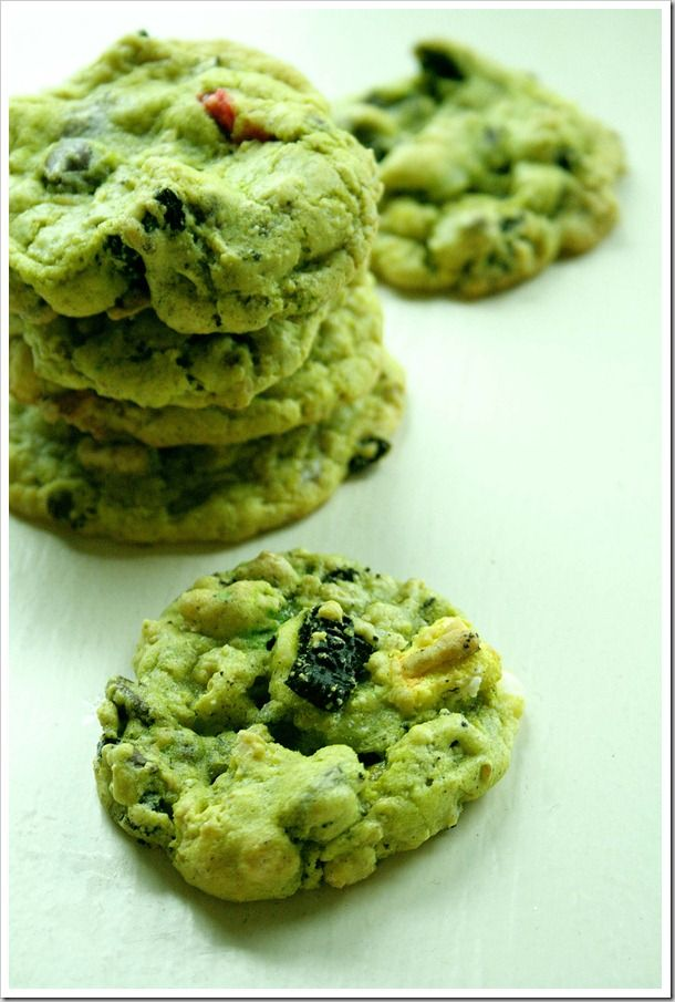 witchs brew cookies | Sweets | Pinterest