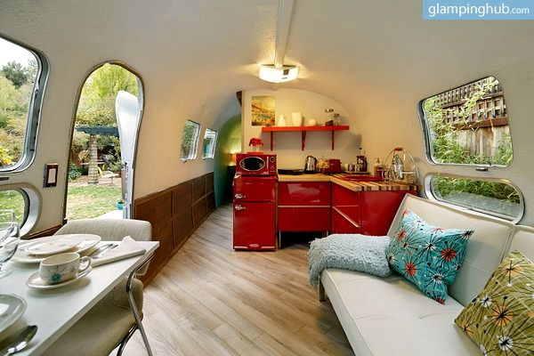 17 best images about airstream caravans on pinterest for Airstream decor