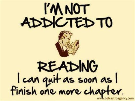 100 Funny reading quotes You Just Have to Read 86