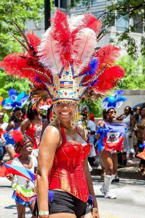 Woman Sings Jacmel Haiti Lovely 10