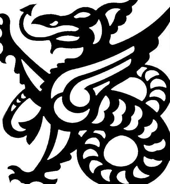 25 best ideas about celtic dragon tattoos on pinterest celtic dragon viking dragon tattoo. Black Bedroom Furniture Sets. Home Design Ideas