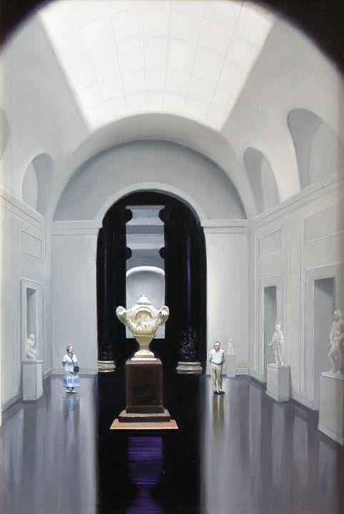 West Hall D.C. by Michael Dvortcsak / Private Collection