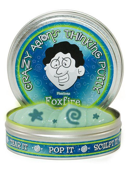 Crazy Aaron's Thinking Putty, Foxfire