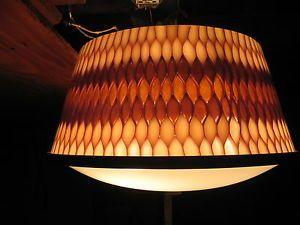 Mid-Century-Modern-Light-Fixture-Thomas-Industries-Acrylic-Honeycomb-Amazing