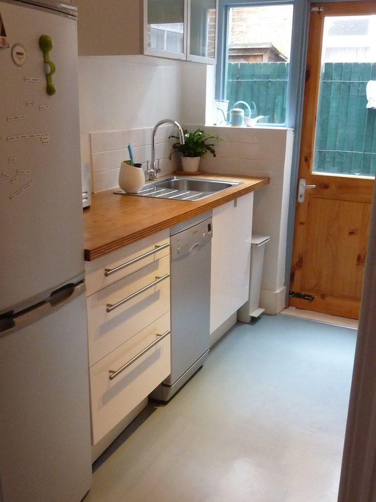 41 besten kitchen Bilder auf Pinterest   Küchen, Regale und Schöne ...
