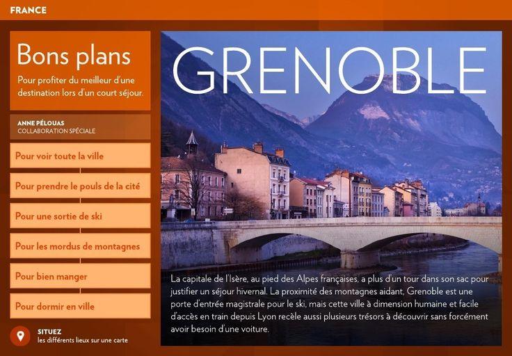 Grenoble - La Presse+