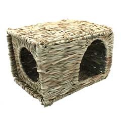 Happy Pet Nature First Grassy Hideaway Large Guinea Pig Accessories for Sale