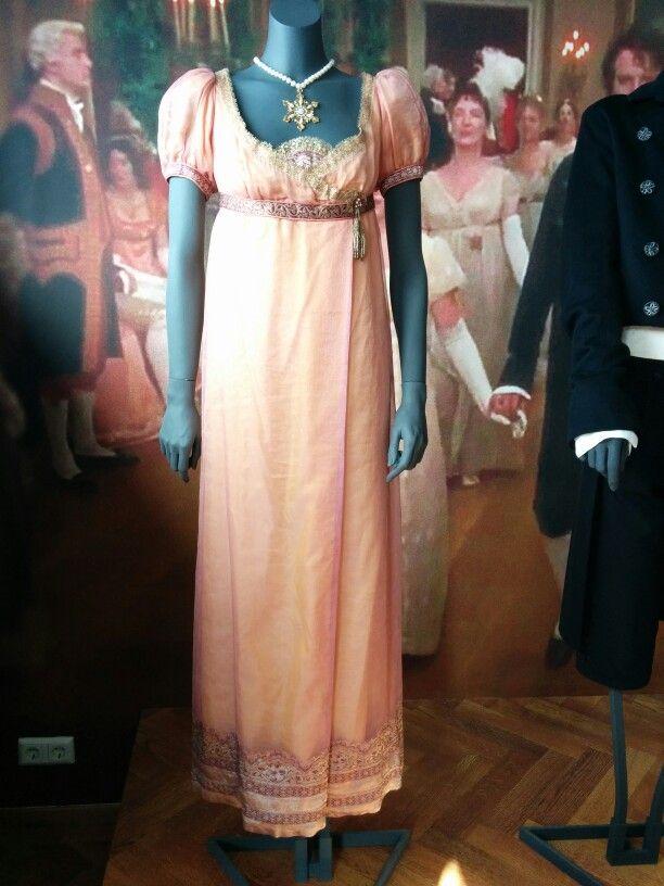 P&P 1995 Netherfield Ball gown Louisa Hurst