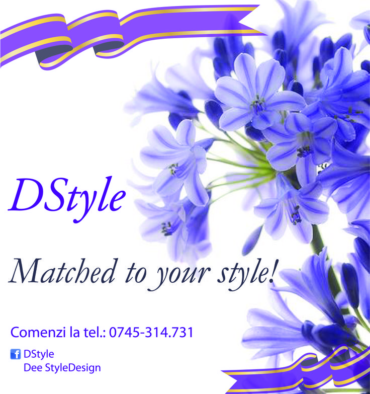 You can find us on Facebook here: https://www.facebook.com/pages/DStyle/558230227530506 :)