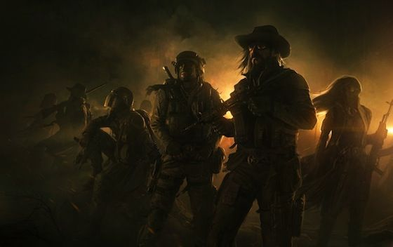 """""""First Wasteland 2 Concept Art Revealed"""""""