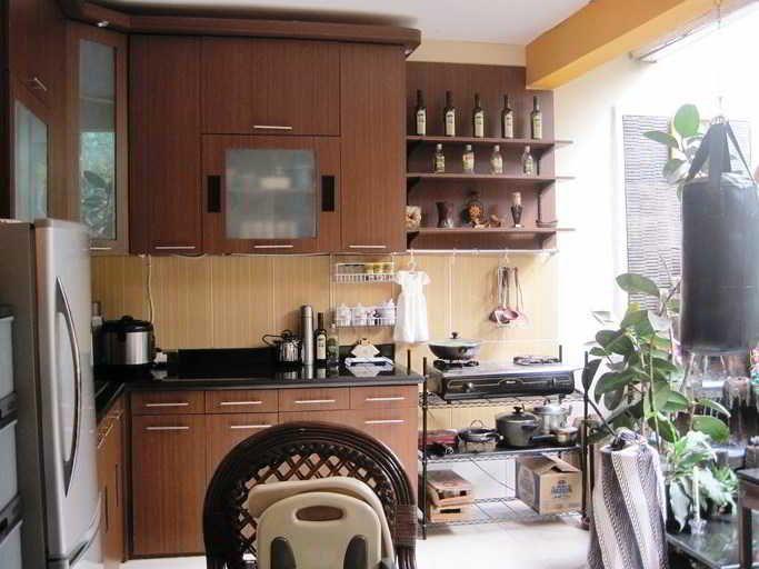 Gambar Desain Dapur Terbuka Rumah Desain Dapur Dapur