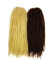 Soft N Silky Syn Afro Twist Braid