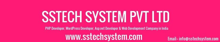 Our process encompasses every aspect of design & development. We assimilate your ideas, do an in-depth analysis, create engaging prototypes and custom design, code for all devices using the best technology, and then go through our rigorous quality assurance and testing process before implementation. Please Visit my Website link; http://www.sstechsystem.com/