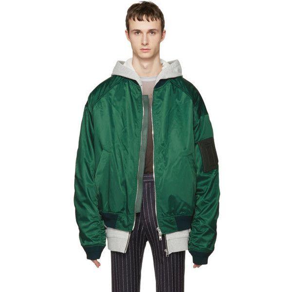 Best 25  Green bomber jacket mens ideas on Pinterest | Men fashion ...