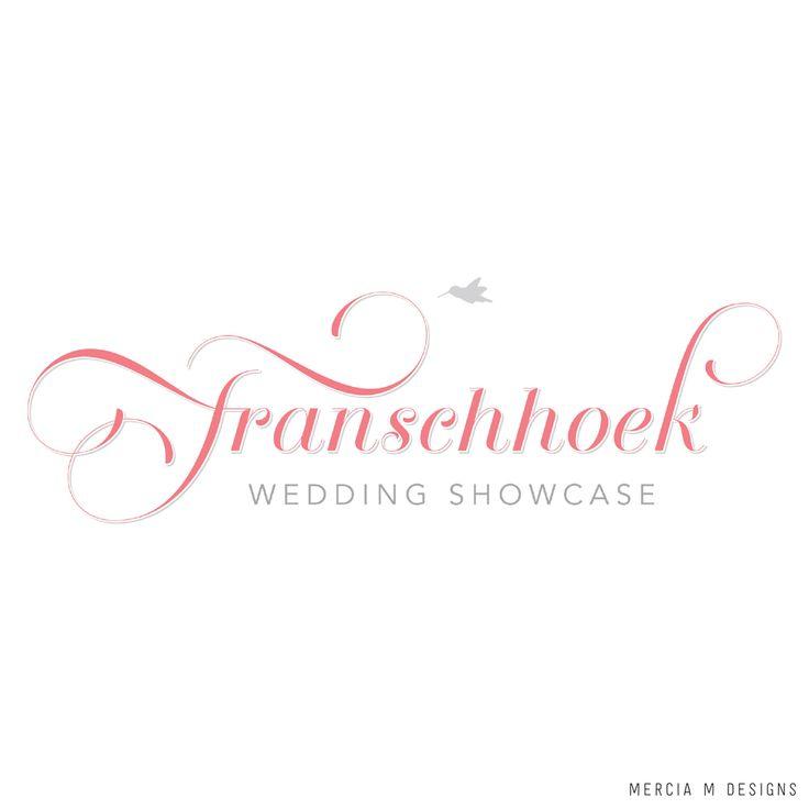 Franschhoek Wedding Showcase Logo Design by Mercia M Designs