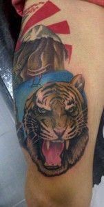 Tatuaje de tigre realizado en nuestro centro de Parquesur de Madrid.    #tattoo #tattoos #tattooed #tattooing #tattooist #tattooart #tattooshop #tattoolife #tattooartist #tattoodesign #tattooedgirls #tattoosketch #tattooideas #tattoooftheday #tattooer #tattoogirl #tattooink #tattoolove #tattootime #tattooflash #tattooedgirl #tattooedmen #tattooaddict#tattoostudio #tattoolover #tattoolovers #tattooedwomen#tattooedlife #tattoostyle #tatuajes #tatuajesmadrid #ink #inktober #inktattoo