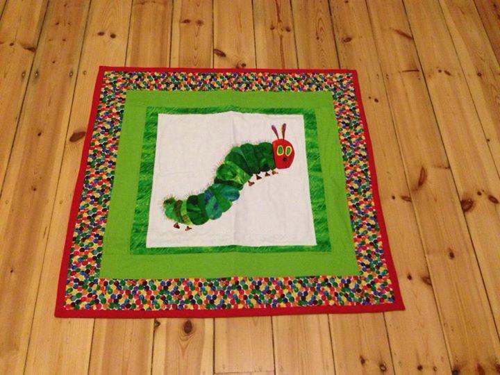 Ollie's birth quilt