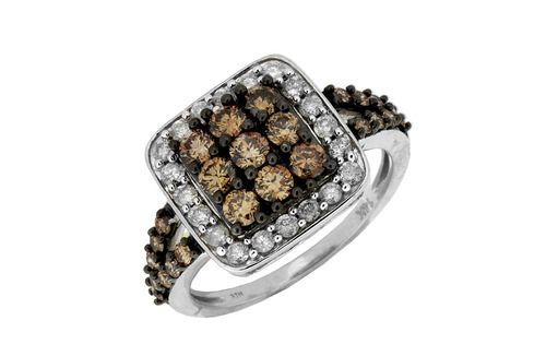 #Mocha #Brown #Diamond #fancy #ring #jewelry #collection