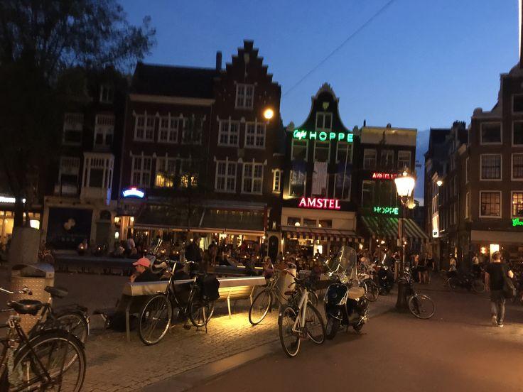 Amsterdam, august 2015