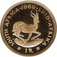 Gold Rand Proof