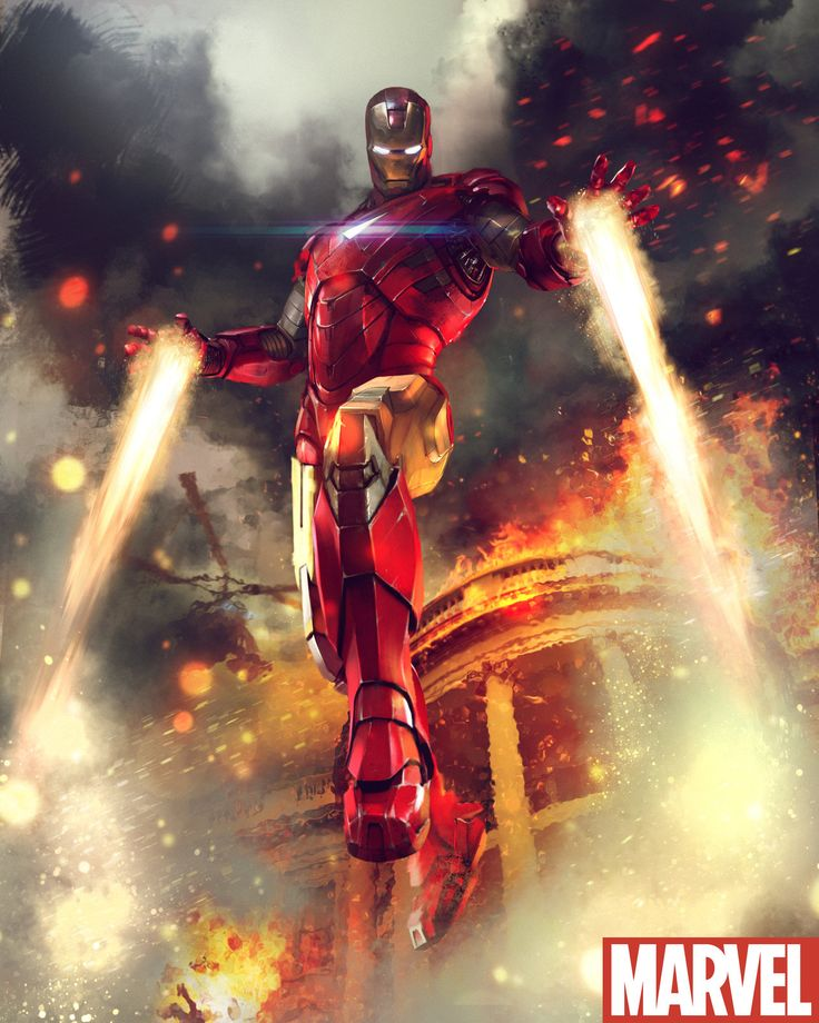 Ironman Evo 1 Digital Art Avengers Character Drawings Fan Art Games Iron Man Movies & TV Paintings & Airbrushing Superhero