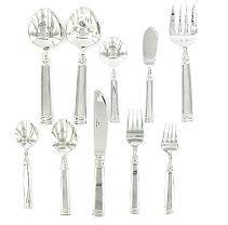 Wallace LaRochelle Stainless Steel Flatware Set