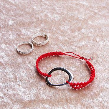 #helenarohner #ring #bracelet #silver #holidaygift
