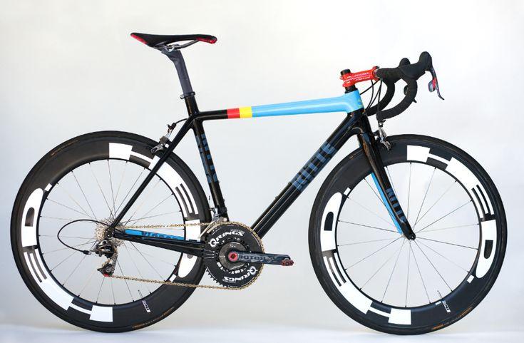 2014 Gloss Belgian Vlaanderen Frameset Size S, XL - Ritte