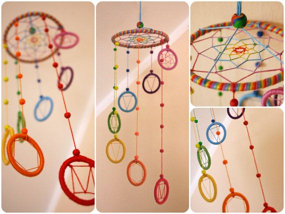 Hey, I found this really awesome Etsy listing at https://www.etsy.com/listing/186836683/7-chakras-spiral-dreamcatcher