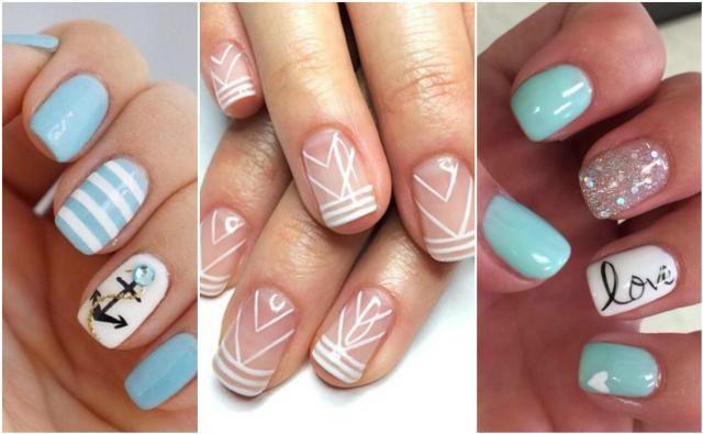 Nowości! Jak wzory są aktualnie trendy? #paznokcie #kobieta #pazurki #manicure