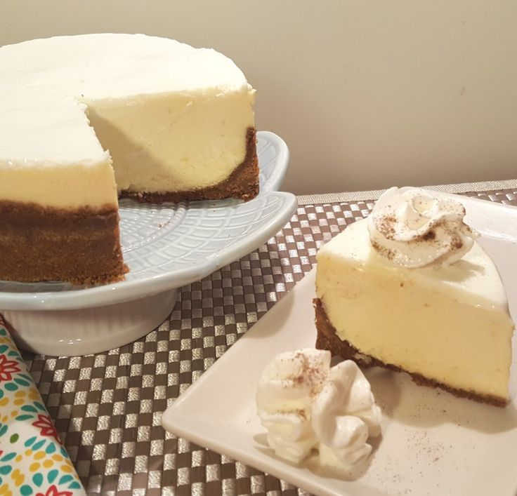 Pressure Cooker New York Cheesecake and Tips for Baking the Perfect Cheesecake- This Old Gal