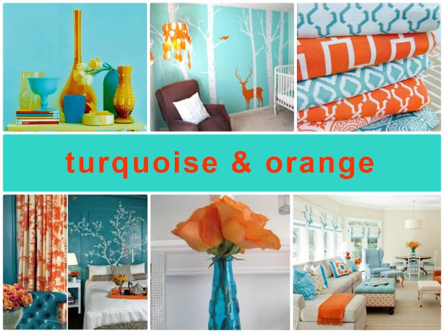 6 great color combinations for your home http://upgradesigner.blogspot.com/2014/07/6-great-color-combinations-for-your-home.html