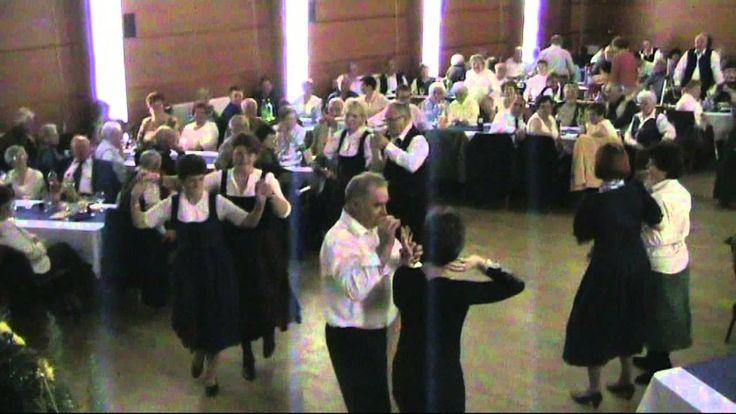 Ungarndeutsche Familienmusik in Berzel/Ceglédbercel   Mazurka