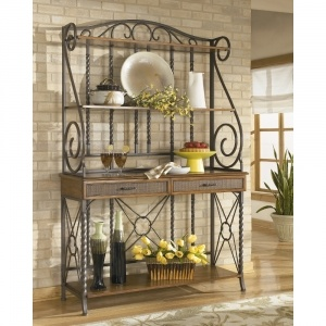 Country Spice Rack; Def need one in the kitchen <3