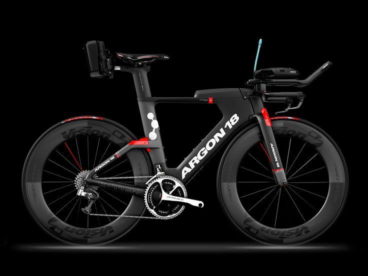 Vélo de triathlon IRONMAN™ E-119 Tri+ triathlètes aérodynamisme